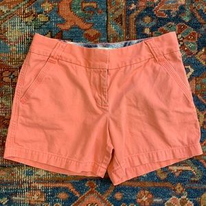 J. Crew City Fit Chino Classic Twill Shorts 4